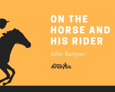 On the Horse and His Rider by John Bunyan